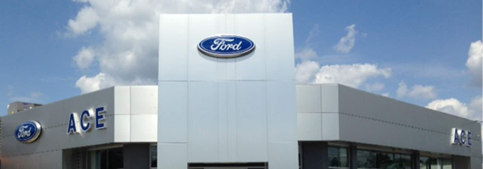 Ford Dealers Nj >> About Ace Ford Ace Ford Your Local Ford Dealership In Nj