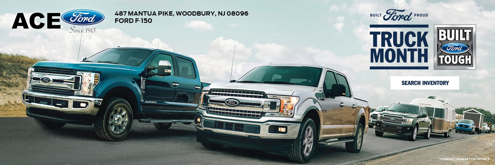 Ford Dealers Nj >> My Local Ford Dealership Ace Ford Ford Dealer In Nj