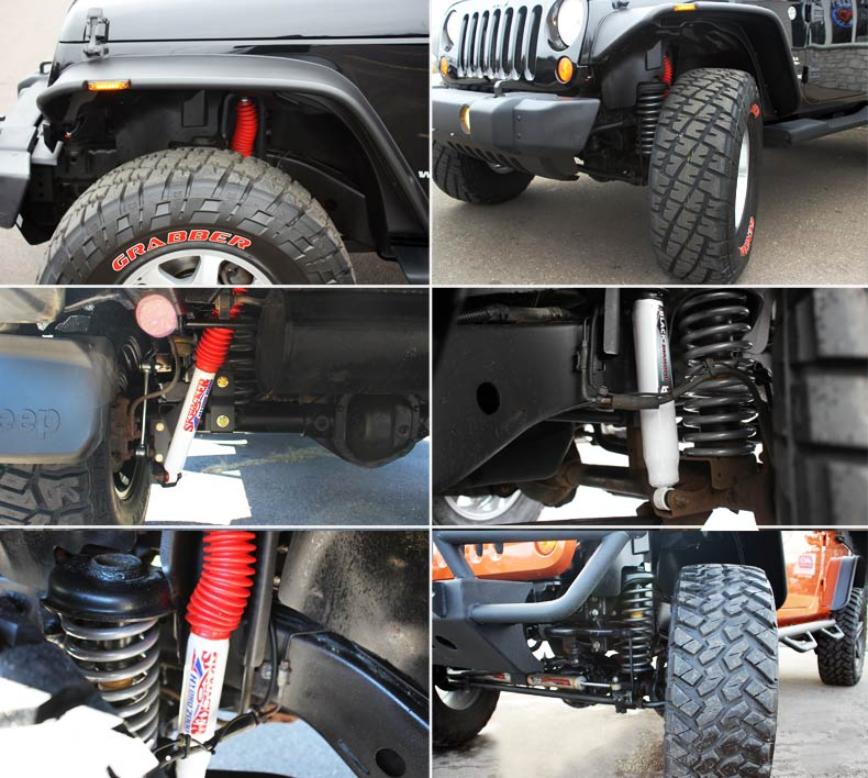 Install Jeep lift CT