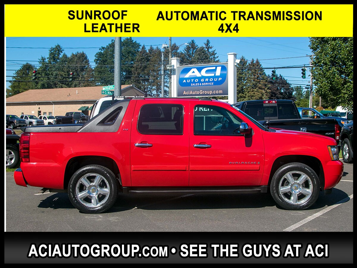 Avalanche 2008 chevrolet avalanche : Used 2008 Chevrolet Avalanche 1500 For Sale | East Windsor CT