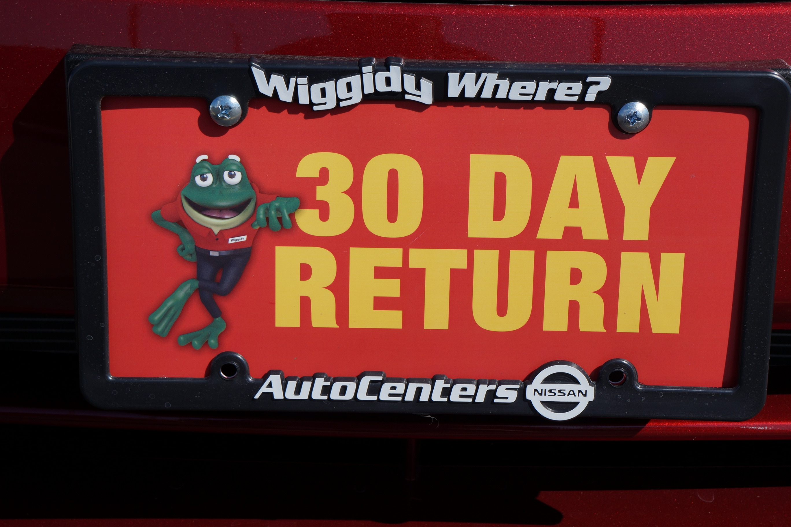 AutoCenters Nissan 30 Day Return Policy on New Nissan Models in St. Louis, MO and Wood River, IL