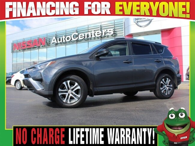 Used 2016 Toyota RAV4 LE AWD - Back Up Camera - Bluetooth SUV for sale in Wood River IL