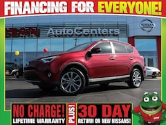 Used 2018 Toyota RAV4 Limited AWD - Moonroof - Navigation SUV for sale Wood River IL