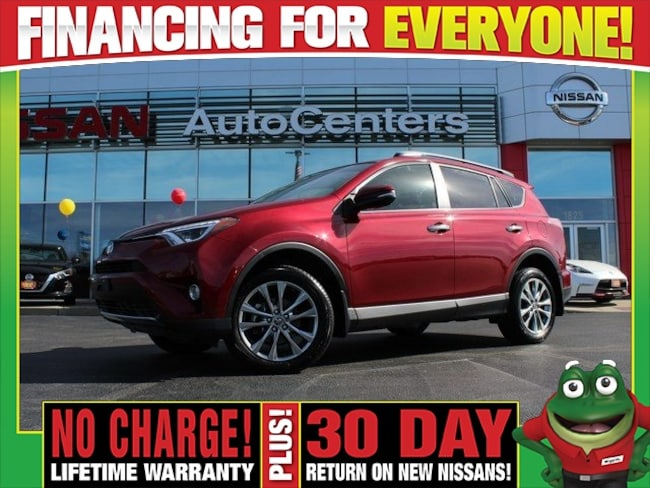 Used 2018 Toyota RAV4 Limited AWD - Moonroof - Navigation SUV for sale in Wood River IL