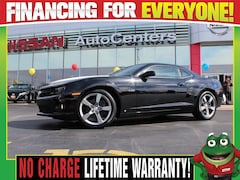 Used 2010 Chevrolet Camaro SS 2SS - EXTREMELY LOW MILES! Coupe for sale Wood River IL