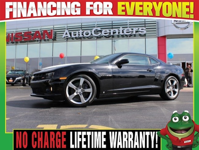 Used 2010 Chevrolet Camaro SS 2SS - EXTREMELY LOW MILES! Coupe for sale in Wood River IL