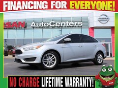 Used 2017 Ford Focus SE - Back Up Camera - Privacy Glass Sedan for sale Wood River IL