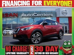 New 2018 Nissan Kicks SV - Rockford Fosgate Audio SUV for sale near St Louis MO