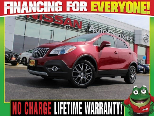2016 Buick Encore Sport Touring AWD - Moonroof - Back Up Camera SUV