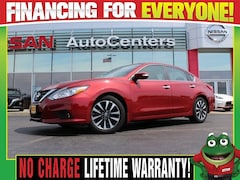 Used 2016 Nissan Altima 2.5 SV - Convenience and Cold Weather Packages Sedan for sale Wood River IL