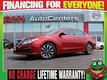 2016 Nissan Altima 2.5 SV - Convenience and Cold Weather Packages Sedan