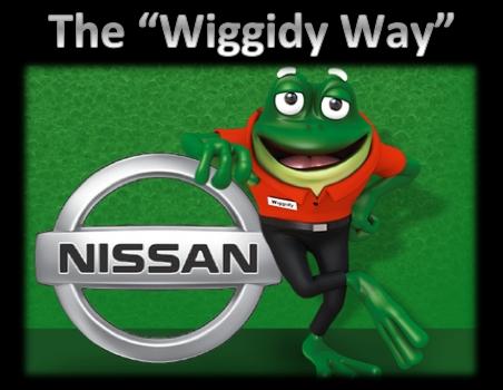 the wiggidy way at autocenters nissan autocenters nissan. Black Bedroom Furniture Sets. Home Design Ideas
