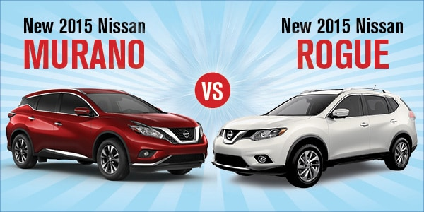 Affordable Performance Features Comparison With Nissan Murano Vs
