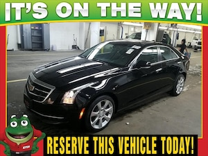 2016 CADILLAC ATS 2.0L Turbo Luxury AWD - Moonroof - Navigation