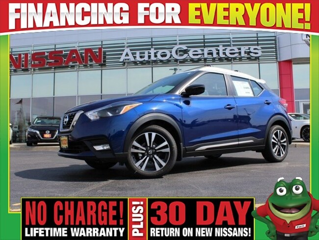 New 2018 Nissan Kicks SR - LOADED SUV for sale near St Louis MO