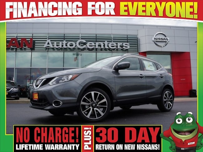 New 2018 Nissan Rogue Sport SL AWD - Premium Package SUV for sale near St Louis MO