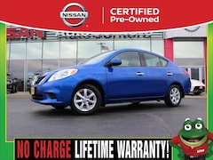 Used 2014 Nissan Versa 1.6 SV - CERTIFIED PRE OWNED Sedan for sale Wood River IL
