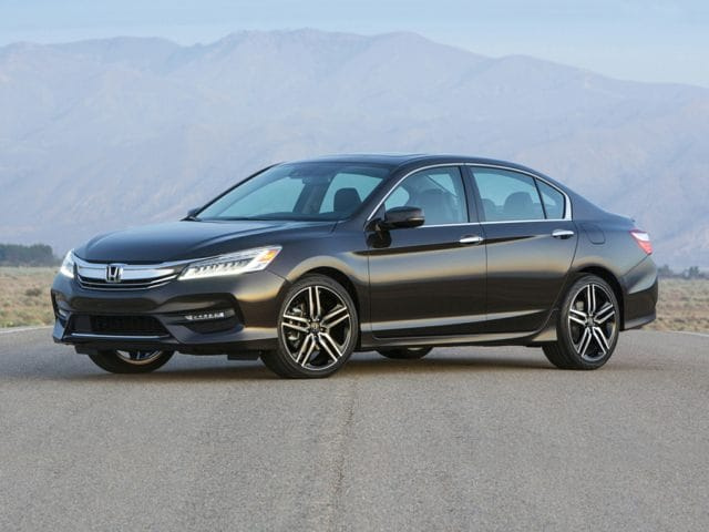2016 Honda Accord sedna