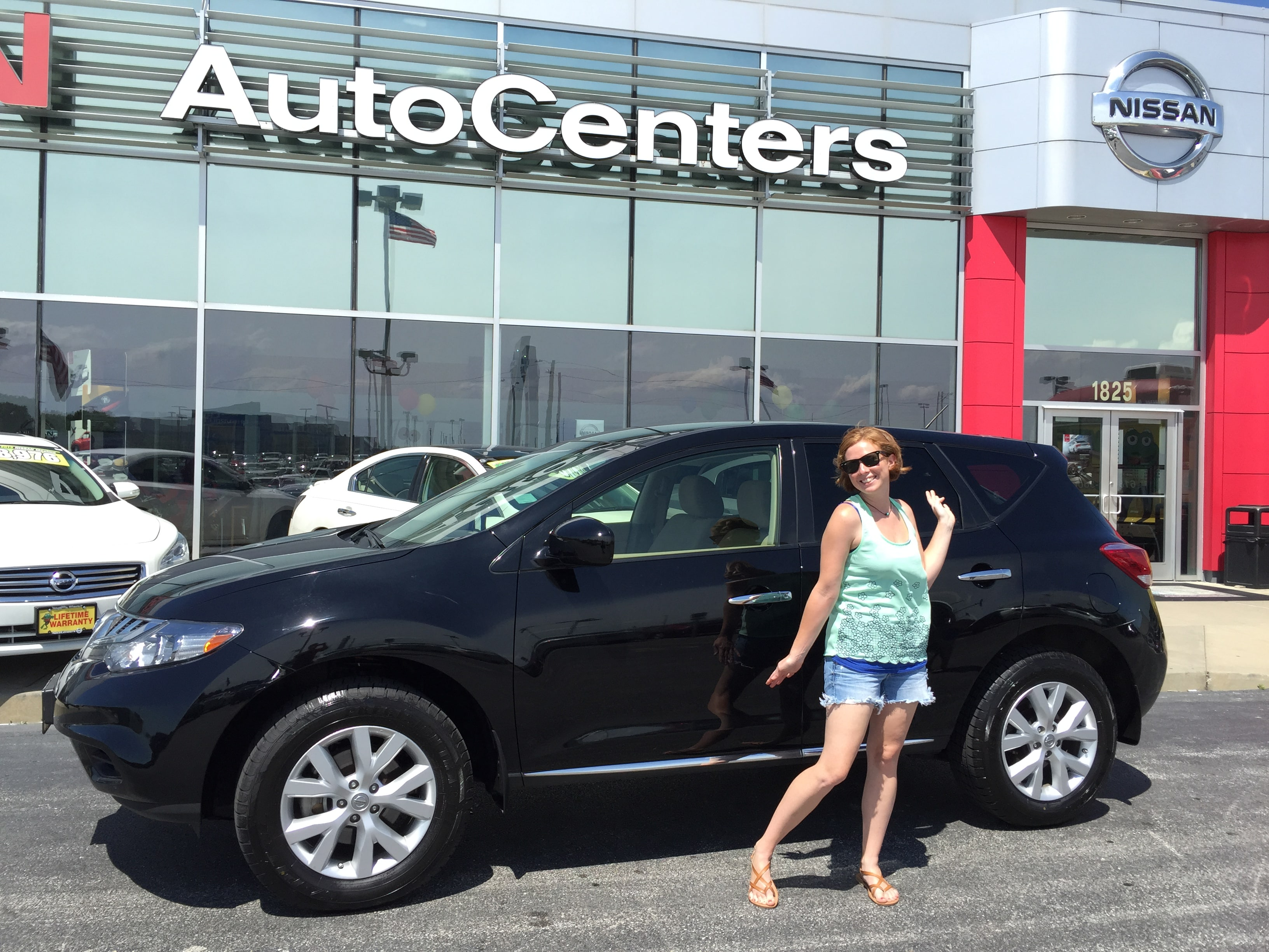 Happy Customers In July 2015 At Autocenters Nissan