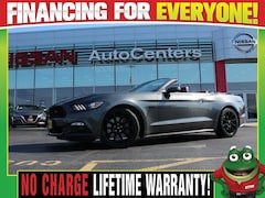 Used 2016 Ford Mustang GT Premium Convertible - Navigation - Heated/Coole Convertible for sale Wood River IL
