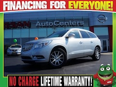 Used 2016 Buick Enclave Leather Group - Third Row - Power Lift Gate SUV for sale Wood River IL