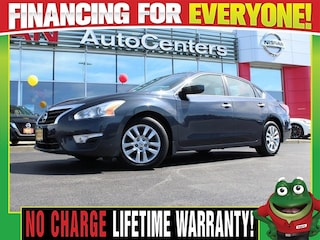 Pre-Owned 2015 Nissan Altima 2.5 S - Back Up Camera - Bluetooth Sedan for sale near St Louis MO