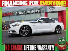 Used 2017 Ford Mustang GT Premium - Heated/Cooled Leather - Stripe Packag Coupe for sale Wood River IL