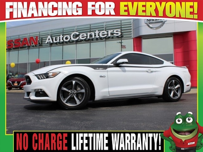 Used 2017 Ford Mustang GT Premium - Heated/Cooled Leather - Stripe Packag Coupe for sale in Wood River IL