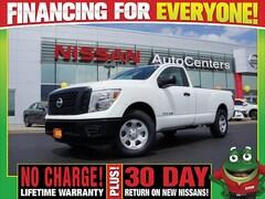 New 2018 Nissan Titan S Truck for sale near St Louis MO