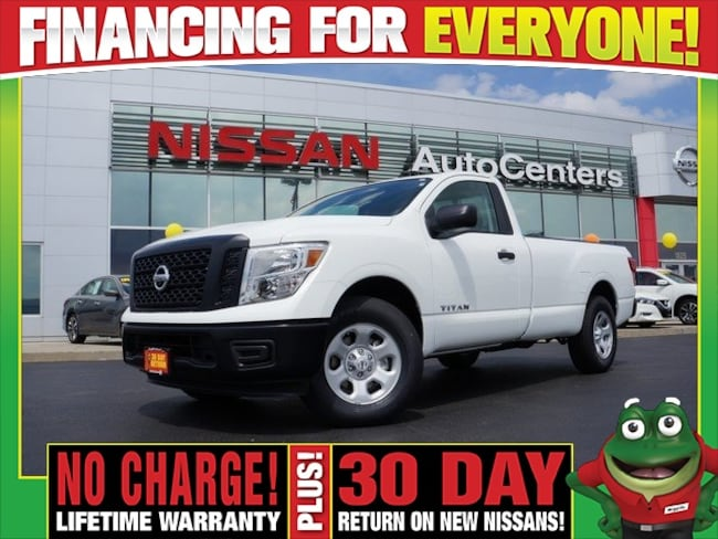 New 2018 Nissan Titan S Truck for sale near St Louis MO