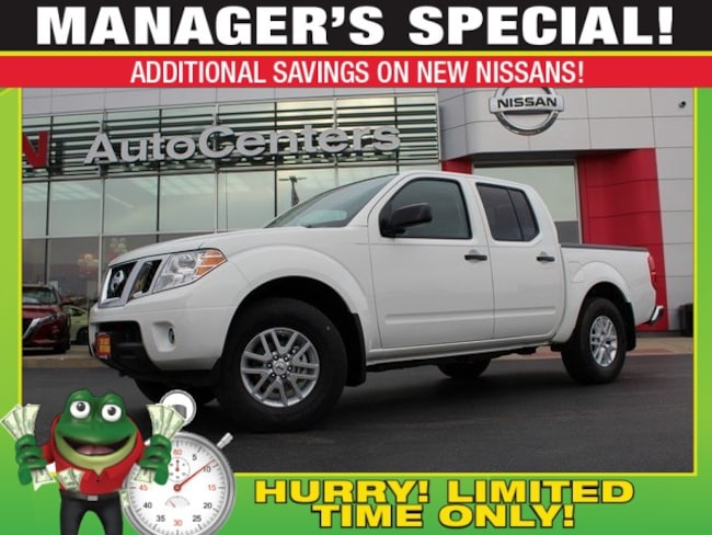 New 2019 Nissan Frontier SV 4WD - Value Truck Package Truck for sale near St Louis MO