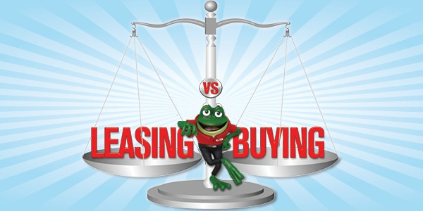 Leasing vs Buying a Car at AutoCenters Nissan Near St. Louis, MO