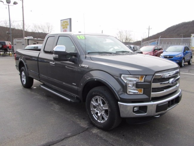 2016 Ford F-150 Extended Cab Pickup