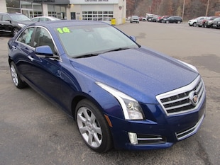 2014 CADILLAC ATS 3.6L Performance Sedan
