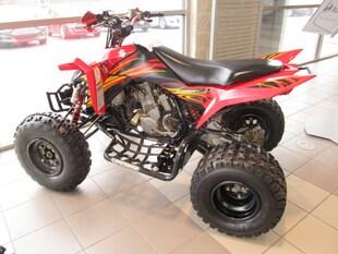 2009 SUZUKI Quad Sport LTZ ATV