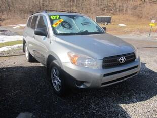 2007 Toyota RAV4 Base SUV