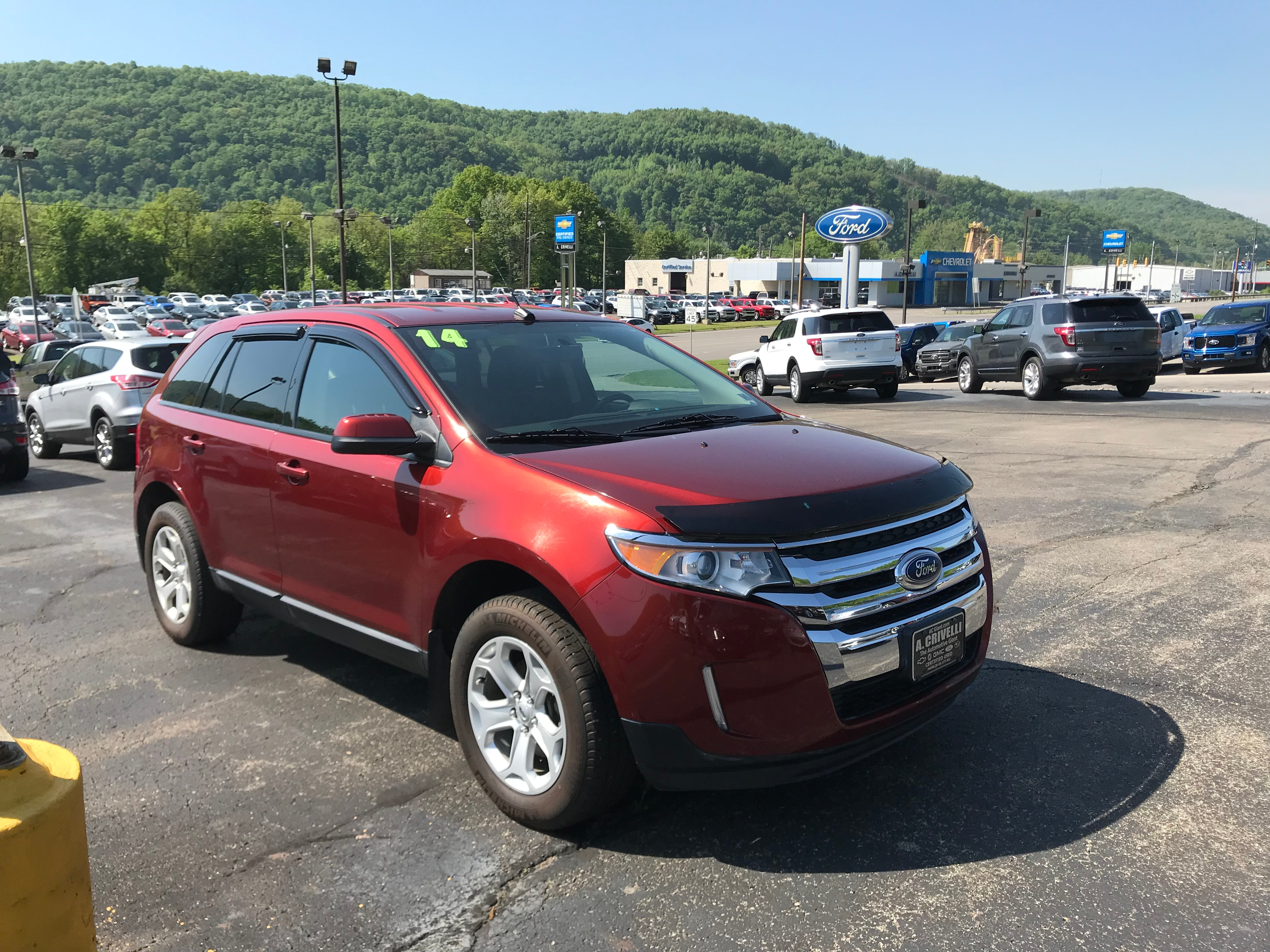 2014 Ford Edge SEL Sport Utility
