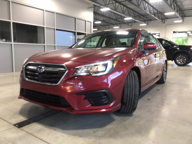 New 2019 Subaru Legacy 2.5i Premium Sedan in Franklin, PA