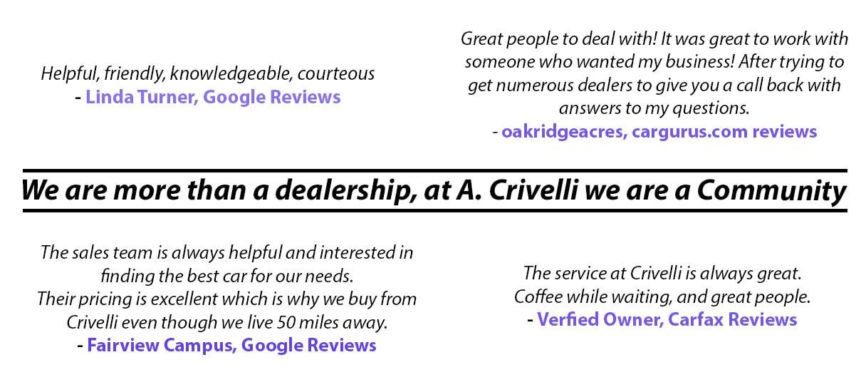 A Crivelli Subaru >> A Crivelli Subaru Subaru Dealership In Franklin Pa