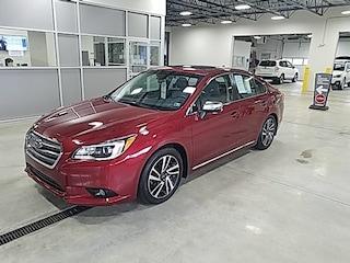 Certified 2017 Subaru Legacy 2.5i Sport with Sedan 4720P Franklin, PA