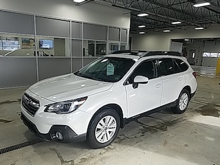 Certified 2018 Subaru Outback 2.5i Premium with SUV 547F Franklin, PA