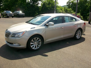 Used 2014 Buick LaCrosse Leather Group Sedan 5785A Franklin, PA