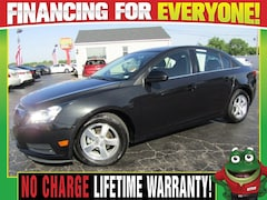 2013 Chevrolet Cruze 1LT   - Moonroof - Pioneer Audio Sedan