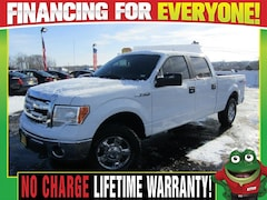 2014 Ford F-150 XLT 4WD - Tow Package - Microsoft SYNC Truck SuperCrew Cab