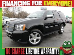 2013 Chevrolet Tahoe LTZ 4WD - Navigation - DVD - Moonroof SUV