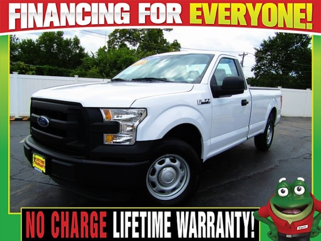 Used 2016 Ford F-150 XL - Tow Package - Bluetooth Truck Regular Cab St. Louis, MO