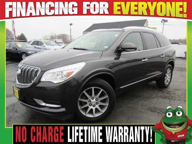used used 2014 buick enclave for sale | near st. louis, mo | vin