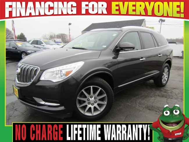 Used 2014 Buick Enclave Leather Group AWD - Navigation - Panoramic Roof SUV St. Louis, MO