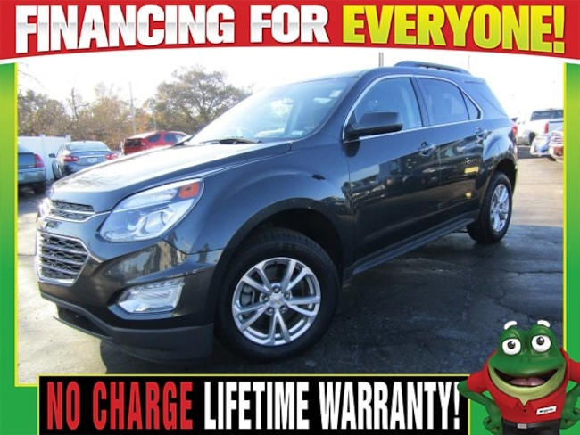 Used 2017 Chevrolet Equinox LT Backup Camera-Alloys SUV St. Louis, MO