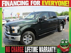 2016 Ford F-150 XLT Backup Camera - Tow Package Truck SuperCrew Cab